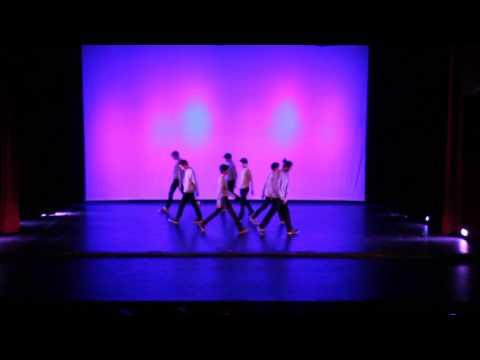 Whitney Young Asian American Club: Transformasian (5/23/15) Boys KPop