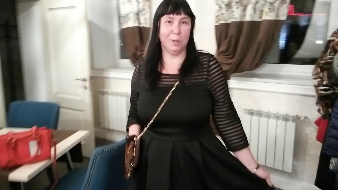 b3d1df99a6f Новинка-Чёрное платье из Фокуса 16 2017. Лилия AVON Евдокимова