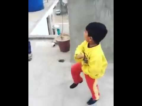 Pakistani child Abusing Talent hahaha