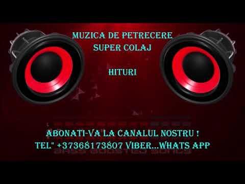 Muzica De Petrecere 🔊Moldoveneasca Super Colaj 2019 📞+37368173807