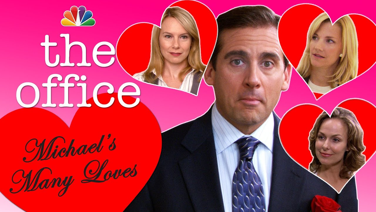 Download Michael Scott's Journey Through Love - The Office