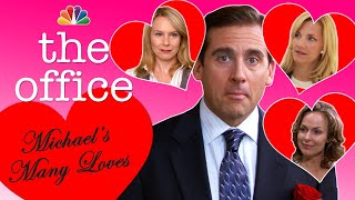 Michael Scott's Journey Through Love - The Office