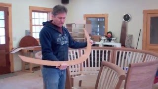 Designing Furniture With Tom Mclaughlin, The Banquette Project