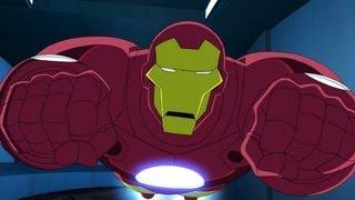 Marvel's Avengers Assemble Ep. 3 - Clip 1