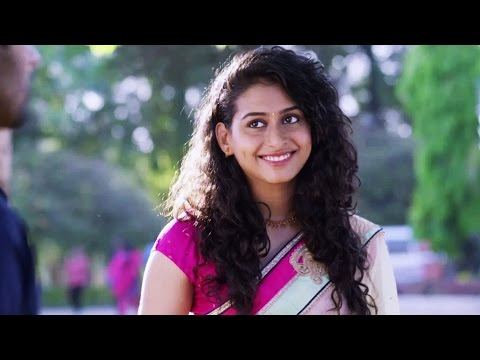 Manasvini (Sri Divya) expresses her love to Jai (Sumanth Ashwin) climax scene - Kerintha