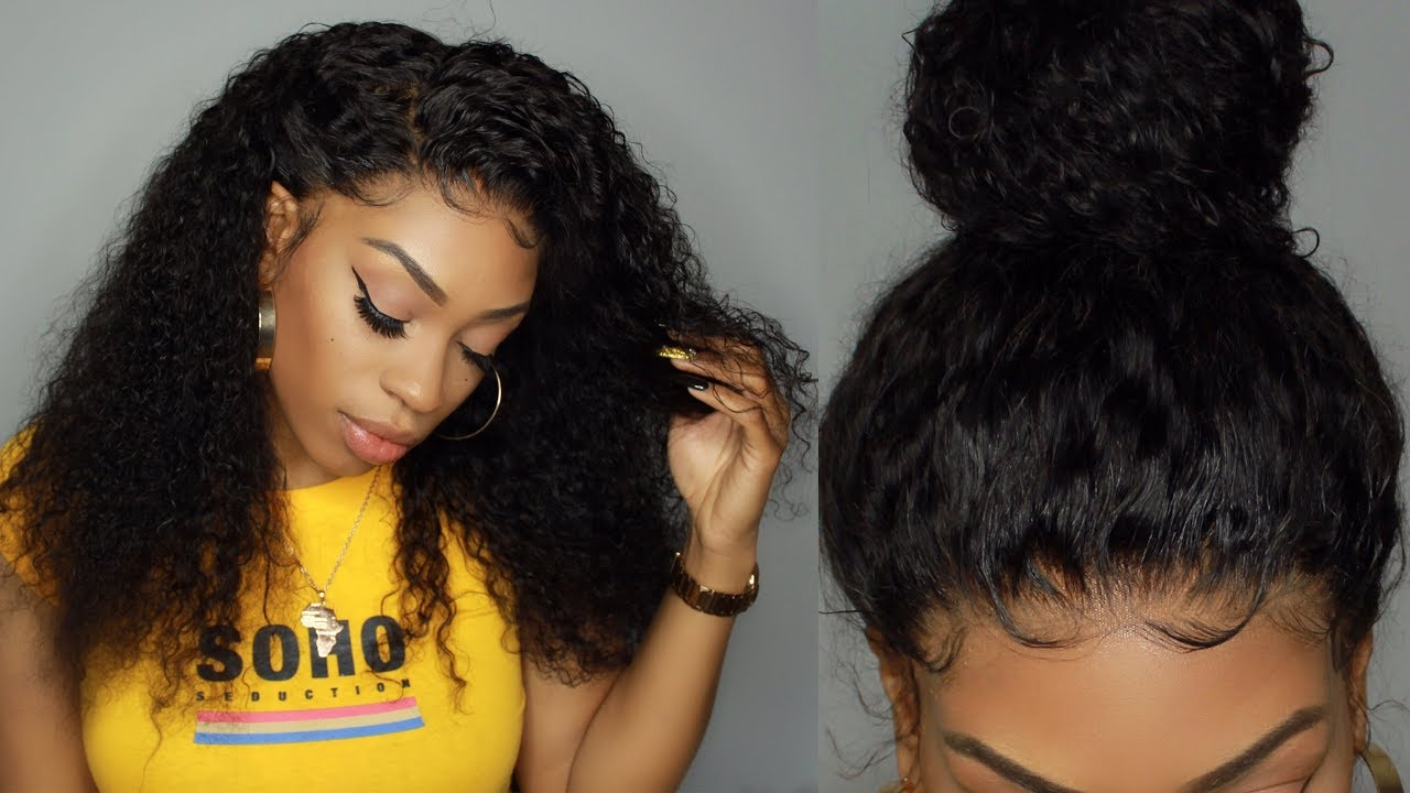 YWIGS | PRE PLUCKED 360 WATER WAVE WIG