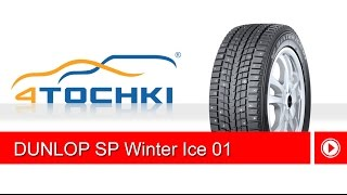 видео Dunlop Winter Ice 01