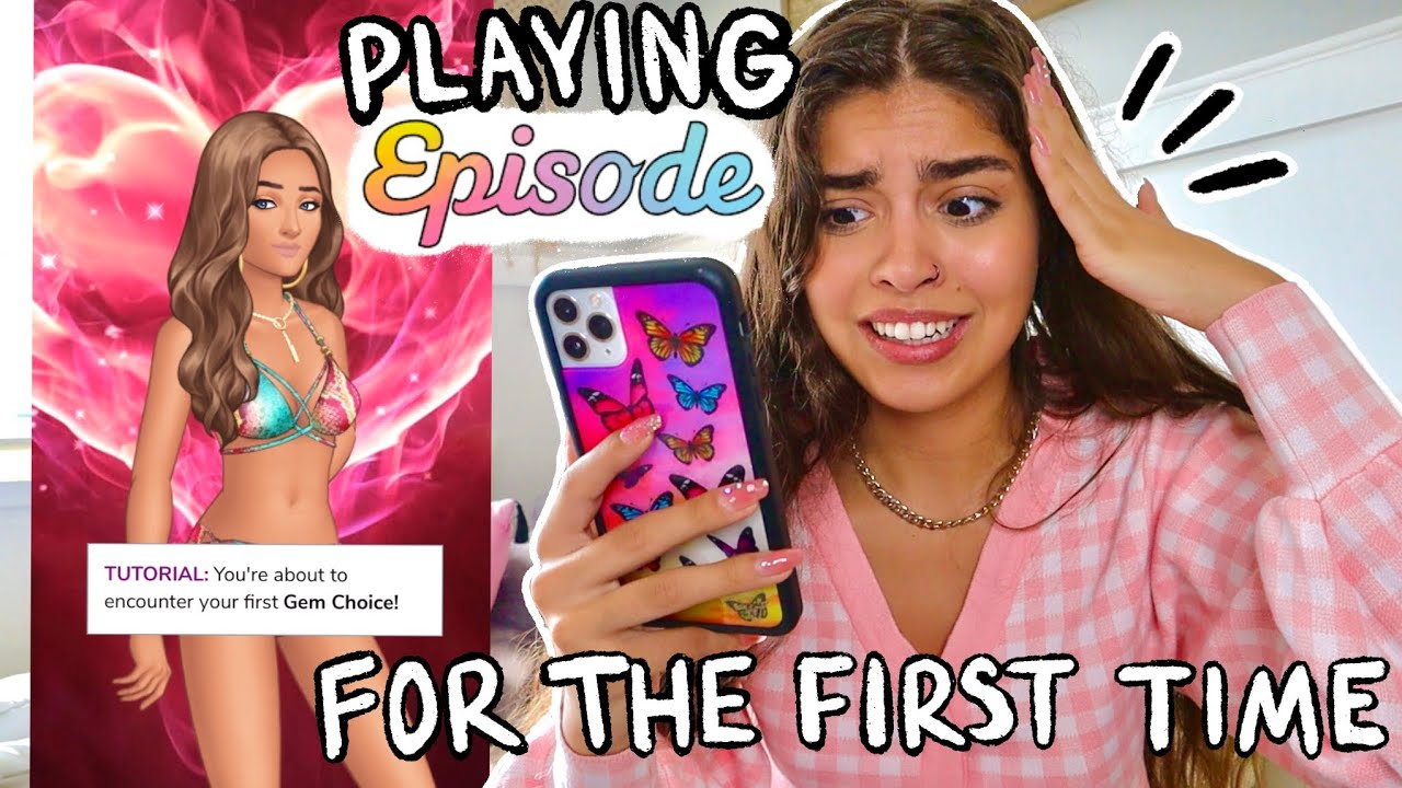 PLAYING EPISODE FOR THE FIRST TIME! Love On Fire Episode 1 | Francesca Grace