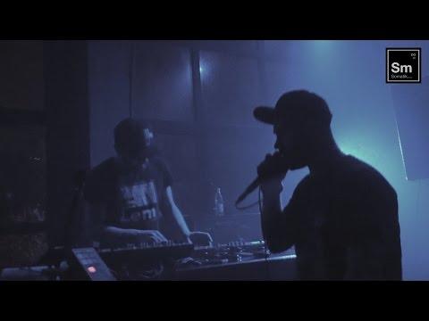 LEM & RBO - Live @ Somatik Sound System party, LES Bar, St-Petersburg, Russia, 05.03.2016