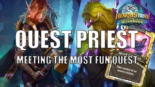 Quest Priest vs Paladin Quest | Galvadon and Lynessa