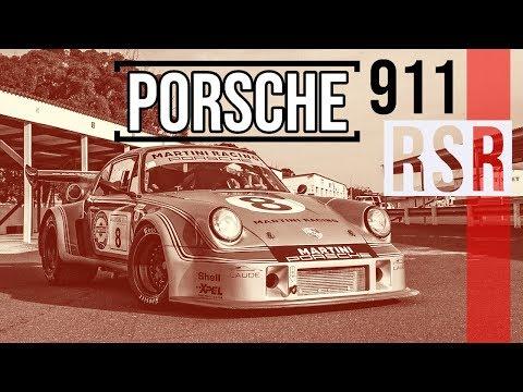 Car Review - 1974 Le Mans Porsche 911 Carrera RSR Turbo tribute