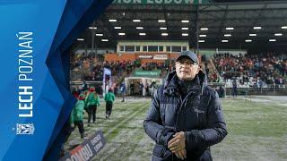 Trener Adam Nawałka po meczu z Zagłębiem Sosnowiec