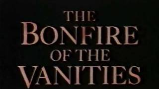 The Bonfire Of The Vanities 1990 TV trailer