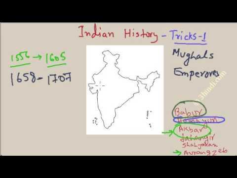History of India Mughal Empire in hindi