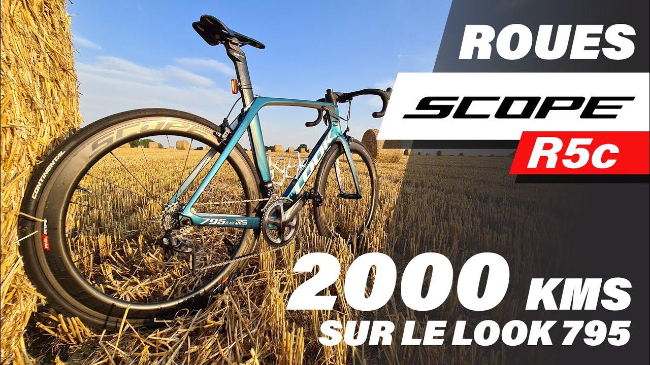 SCOPE R5C : DES ROUES TAILLÉES POUR LA VITESSE !