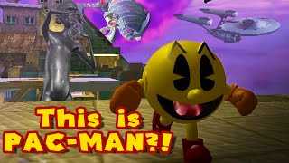 This might be our worst race yet (PAC-MAN WORLD 3)