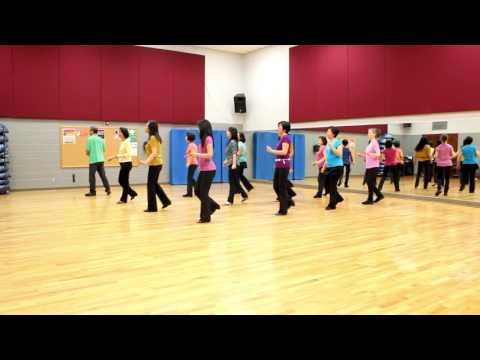 Do You Remember (Alison & Peter) - Line Dance (Dance & Teach in English & 中文)