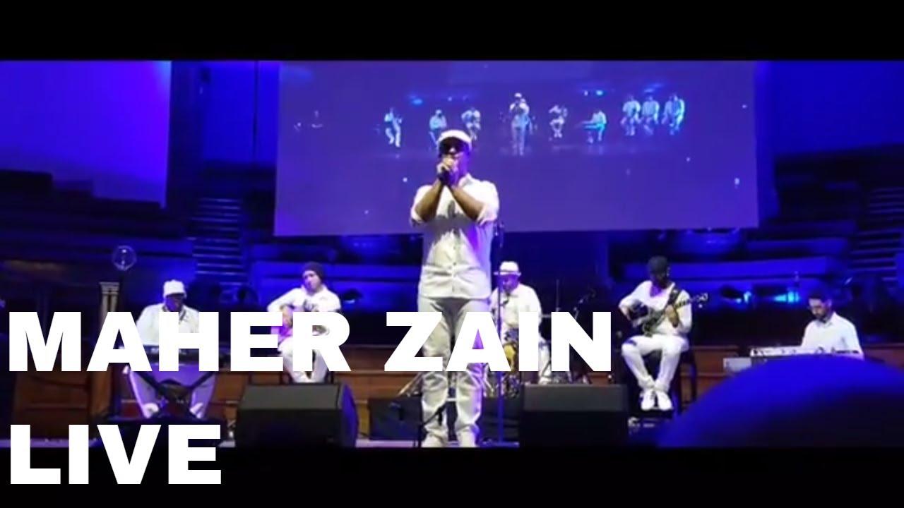Maher Zain - London Concert   Adil Musa Official Blog