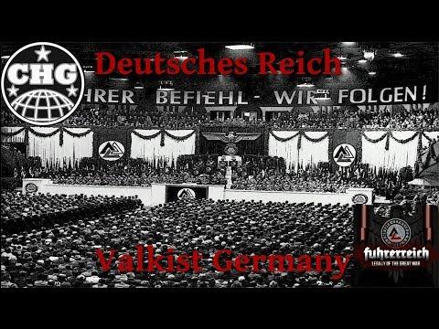 HOI4: Fuhrerreich - Deutsches Reich (Germany) #1 - Goodbye Goring