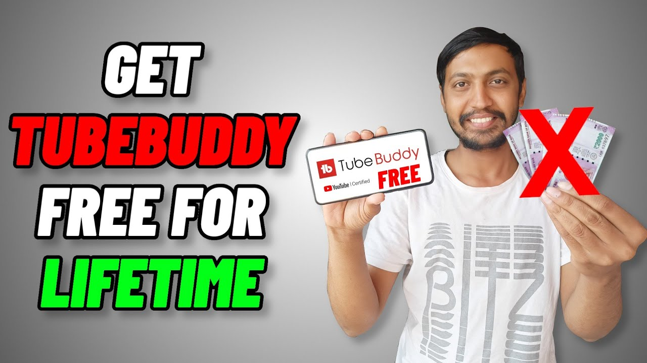 Download How to get Tubebuddy pro for free   Tubebuddy free upgrade   Tubebuddy pro free   Sharetech Studio
