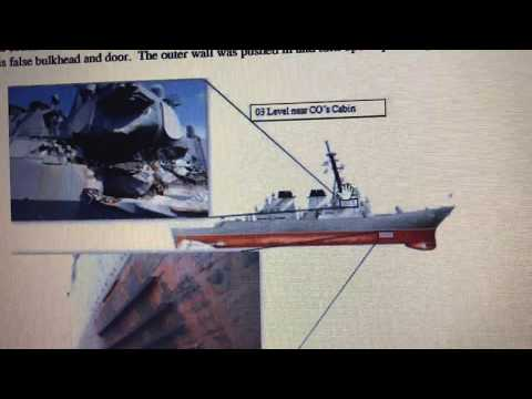 "12/30~!USS JOHN S. DDG-56 "" ACCIDENT "" STORY REVEALED AS UNTRUE!"