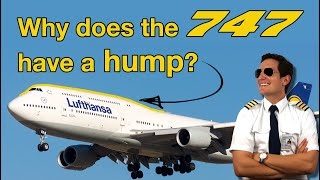 WHY does the JUMBO have a HUMP? Explained by CAPTAIN JOE