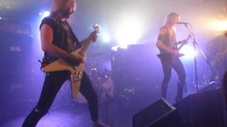 Enforcer Live in Japan-『Bells of Hades~Death Rides This Night』20151107