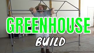 Project Cheap Budget Friendly Greenhouse Build