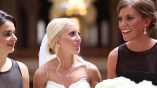 Indianapolis Union Station Wedding