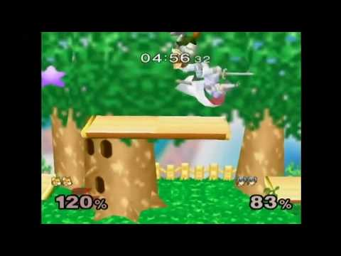 A Fox vs Marth Punish Compilation by Kevbot