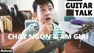 Có cần luyện ngón và âm giai trong guitar không?