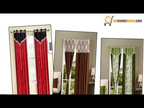 Beautiful Readymade curtains !!! Amazing Designs