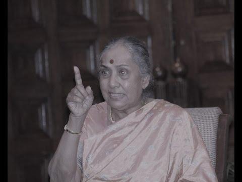 Margaret Alva on Leadership of Rahul Gandhi & Modi