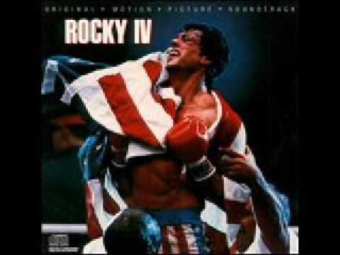 Living in America Rocky Theme
