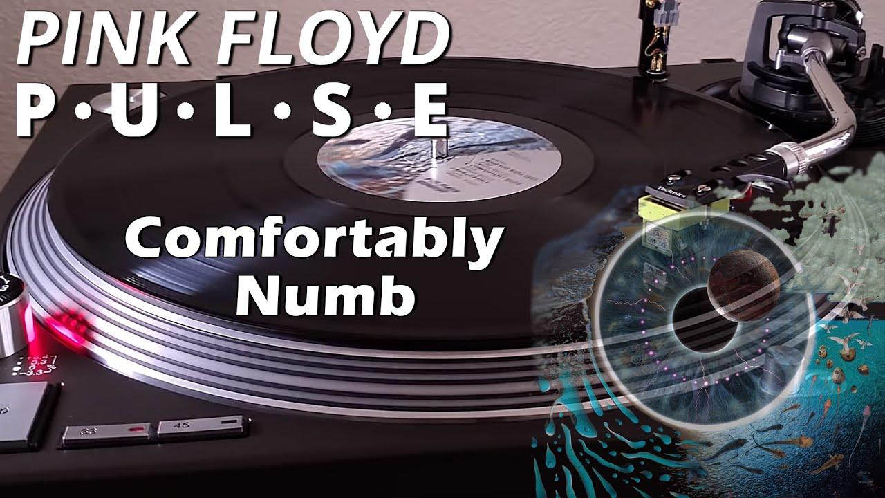 Pink Floyd - Comfortably Numb (Pulse) - 4 LP Vinyl Box Set