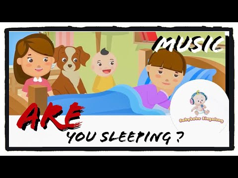 Are You Sleeping Song (Music Only) 2018 - Nursery Rhymes for Children, Kids and Toddlers