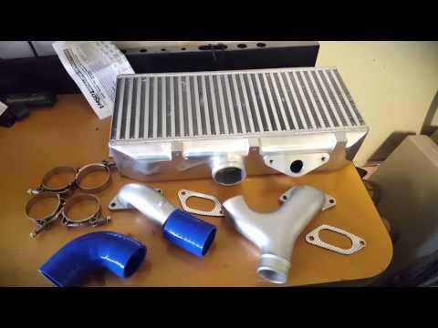 TMIC IC intercooler pour Throttle Body Pipe Tuyau Subaru Impreza WRX Turbo classique