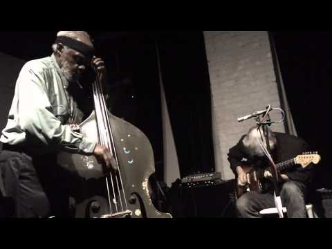 Marc Ribot Trio with Cooper-Moore Pt. 3