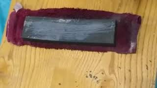 تعديل راس السكين