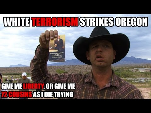 Sovereign Citizen Terrorists Seize Federal Building