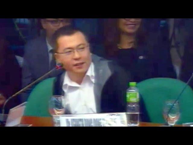 Businessman Kenneth Dong arrested after Senate hearing