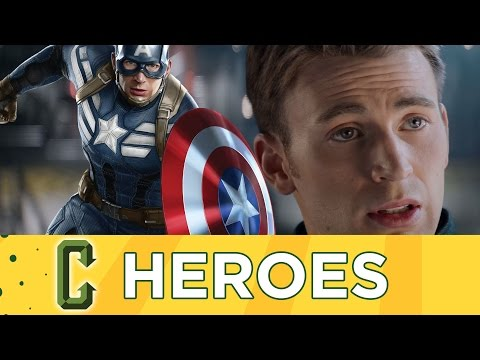 Collider Heroes - Chris Evans Wants To Play Captain America Forever
