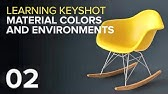 KeyShot 8 Quick Tip: Displacement - YouTube