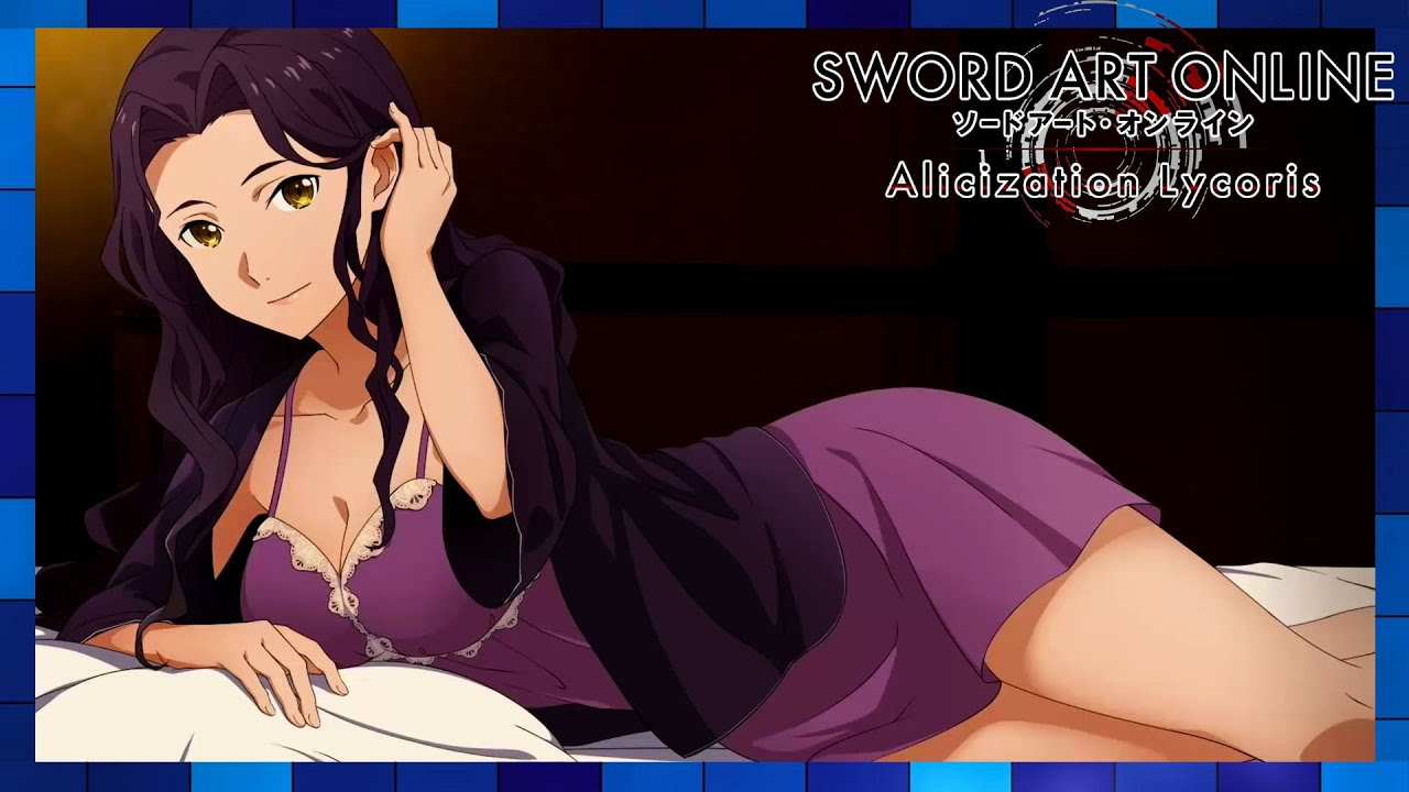 Download Sword Art Online: Alicization Lycoris - All Fanatio Bed Scenes