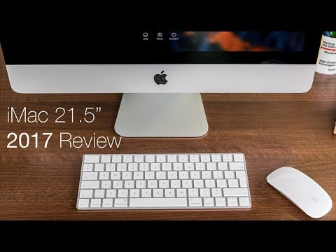 Apple iMac 21.5-inch 2017 review