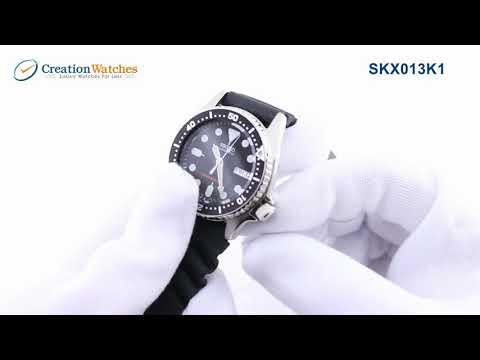 Seiko SKX013 SKX013K1 SKX013K Automatic Diver's 200M Men's Watch