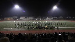 South Hills Marching Band and Colorguard 2018 SCSBOA 4A Championships Downey High School