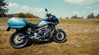 Motocykl turystyczny za ok. 50 000 zł? TEGO szukacie (Yamaha Tracer 900 GT 2018) | Jednoślad.pl