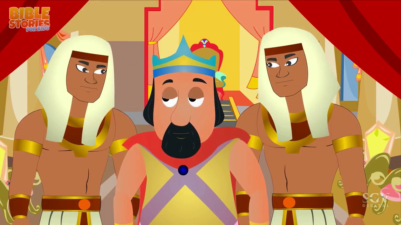 Joshua and the King of Jericho | Bible Stories for Kids