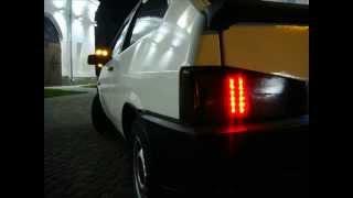Как сделать светодиодные задние фонари LED.(Как сделать светодиодные задние фонари LED. How to make LED tail lights., 2013-11-04T15:21:21.000Z)